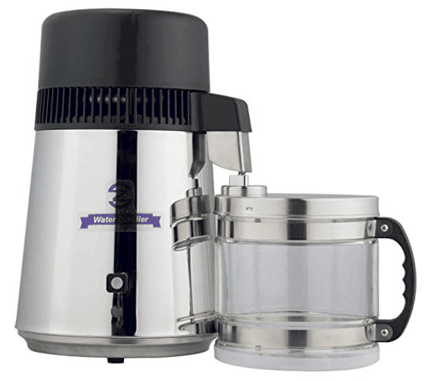 CO-Z 110V Stainless Steel Water Distiller
