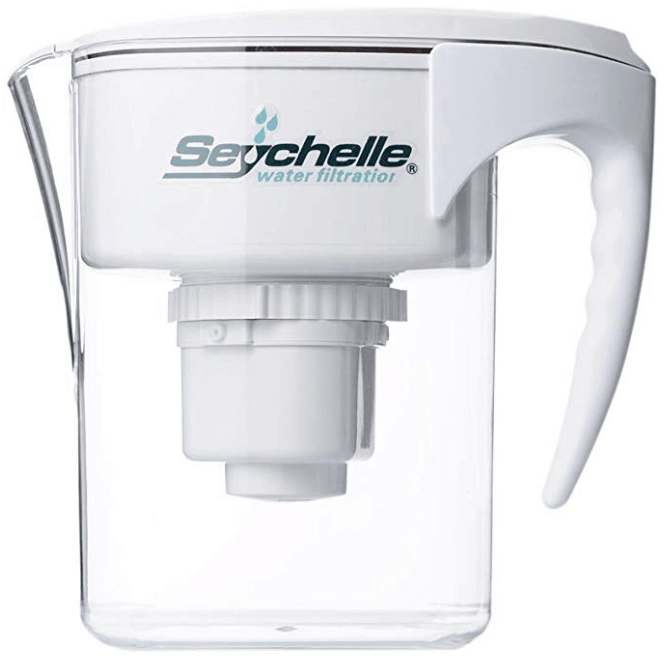 Seychelle Radiological Family Water Pitcher