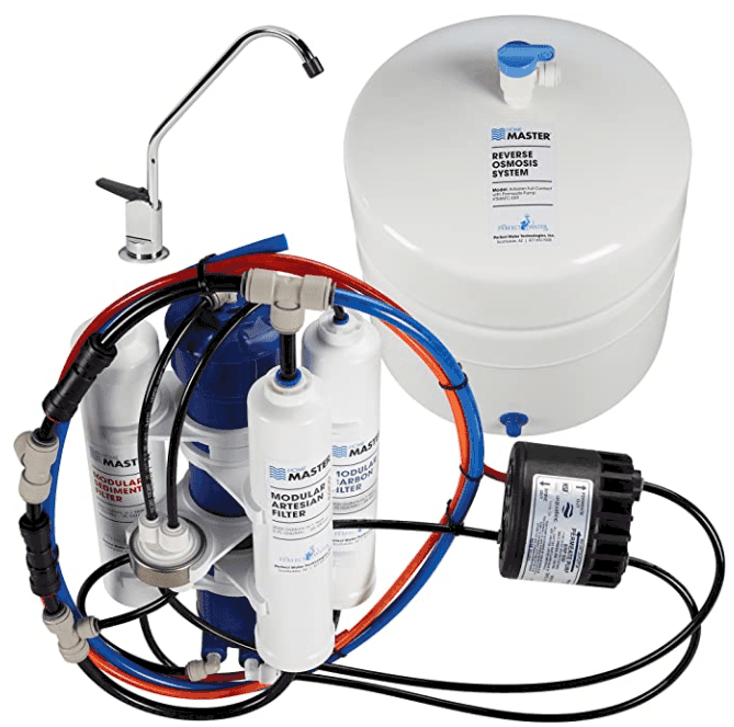 Home Master TMAFC-ERP Artesian Reverse Osmosis system