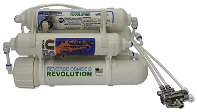 Countertop Portable Universal 5-stage RO Purification Water System