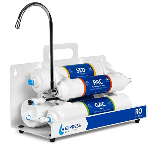 Express Water Countertop RO System