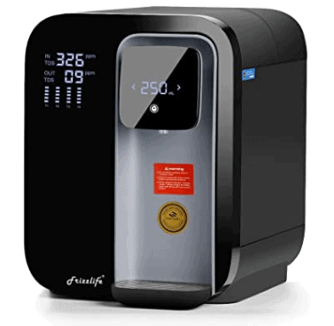 Frizzlife RO Water Filtration System