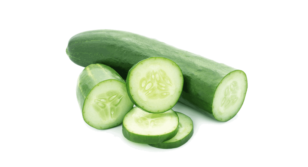cucumber for hydration