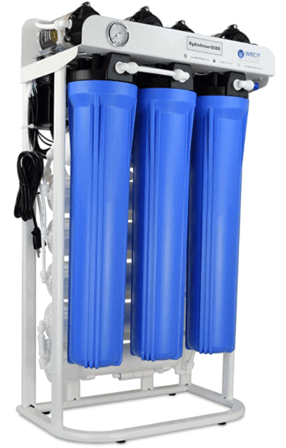 WECO HydroSense Light Commercial Reverse Osmosis Water Filter System