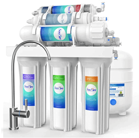 SimPure 6 Stage Cheapest Reverse Osmosis system