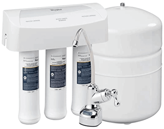 Whirlpool WHER25 Affordable Reverse Osmosis