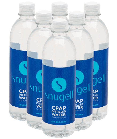 distilled water for cpap machine